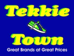 Tekkie Town - Old Rembrandt